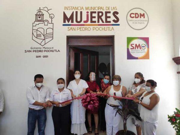 Oaxaca primera entidad con Ley de Instancias Municipales de las Mujeres