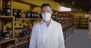 Anuncia AMH que Oaxaca regresa a semáforo amarillo