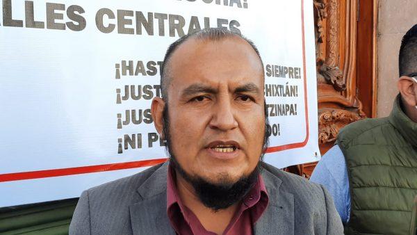 Tras ataque a delegado de la Sección 22, exigen justicia