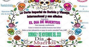 En Tuxtepec, realizarán altar de Día de Muertos como homenaje y apoyo a la comunidad LGBT