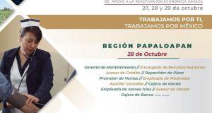 SNE realizará feria del empleo virtual en Tuxtepec; confirmadas 11 vacantes