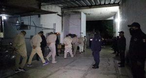 Trasladan a población penitenciaria de Santa María Ixcotel a Tanivet: SSPO