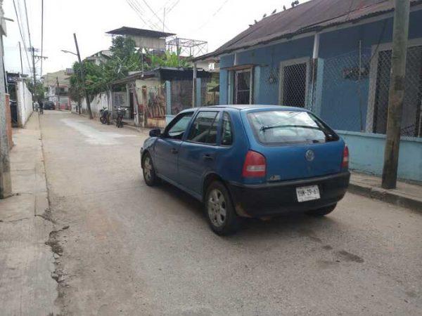 Abren circulación vehicular en Santos Degollado