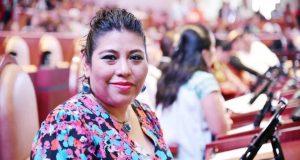 Con reforma a la ley, la diputada Magaly López Domínguez busca garantizar protección a mujeres víctimas de violencia político electoral