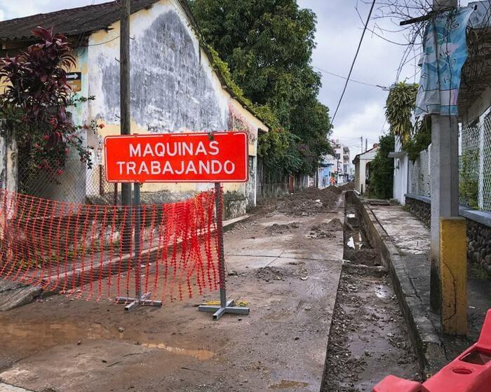 Obra de agua potable en Tuxtepec, lleva un 17% de avance