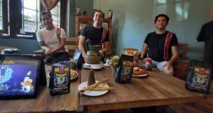 """Presenta café """"El Gallo"""" de Valle Nacional, edición limitada por día de muertos"""
