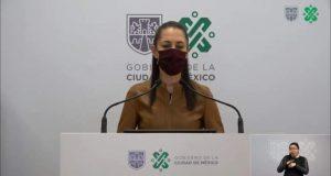 Claudia Sheinbaum, jefa de Gobierno de la CDMX; da positivo a covid