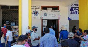 Se agudiza problema del transporte en Tuxtepec, con habitantes de la Catarino Torres