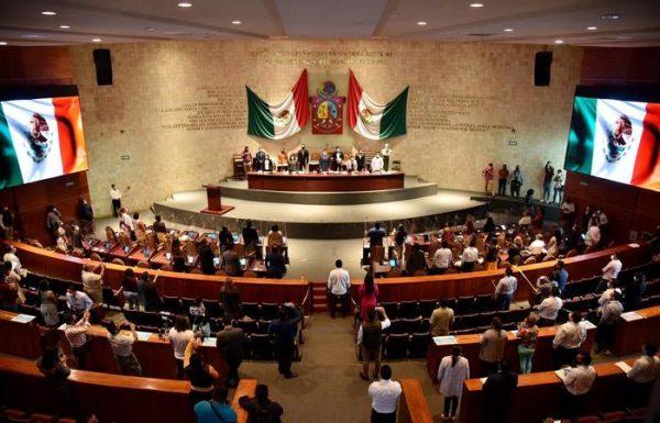 """Lanza Congreso campaña de logros """"Justicia e igualdad para Oaxaca"""""""