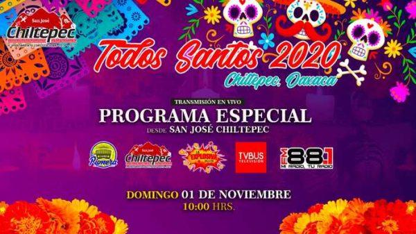 En Chiltepec, tradición de día de muertos se vivirá a través de programa especial