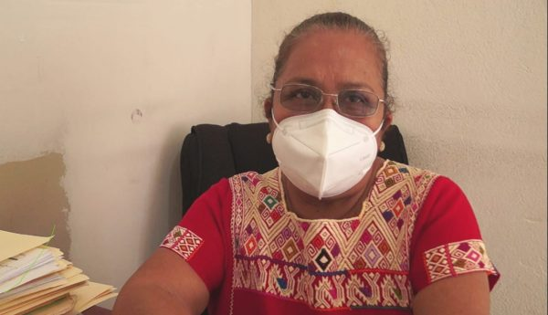 Terapia que ofrece DIF de Chiltepec a pacientes covid, está dando resultados: Presidenta