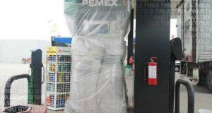 PROFECO continua inmovilizando bombas en gasolineras de Tuxtepec