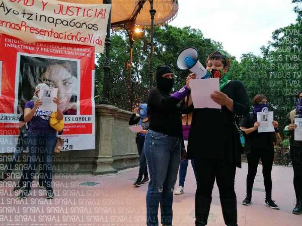 Feministas reportan desaparición de más de 20 oaxaqueñas en octubre