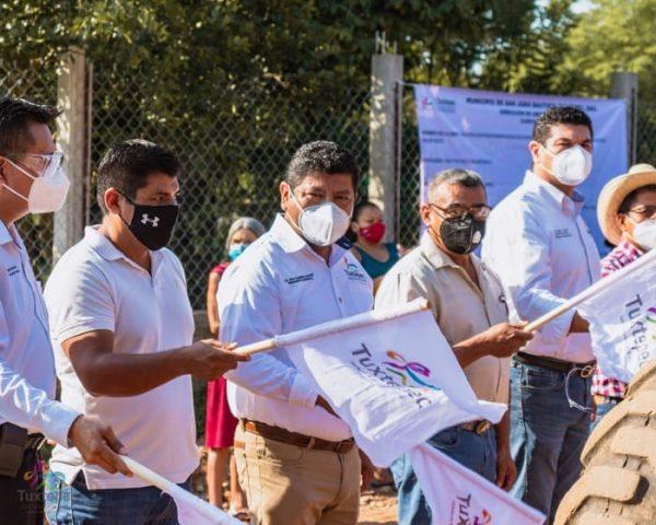 Es tiempo de gestiones por el bien de Tuxtepec: Noé Ramírez