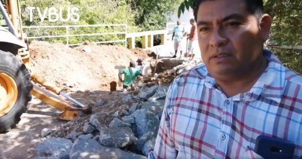 Retoman construcción de centro de salud de San Bartolo
