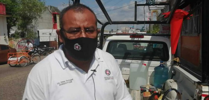 En las comunidades de Loma Bonita, buscan conformar comités de PC
