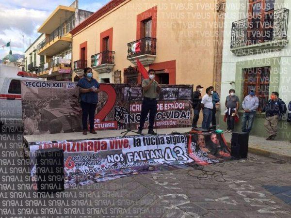 Pide Sección 22 regreso a las aulas, pese a no estar en semáforo verde en Oaxaca