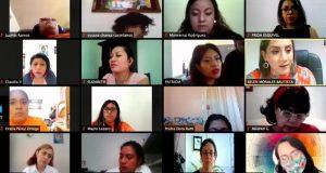 Realiza IEEPO conversatorios sobre  prevención de la violencia de género