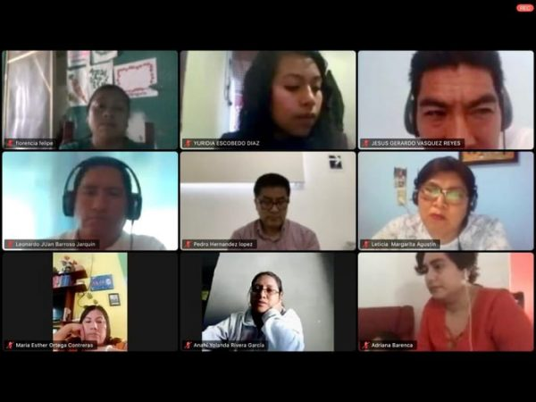 Impulsa IEEPO profesionalización de docentes de Educación Indígena