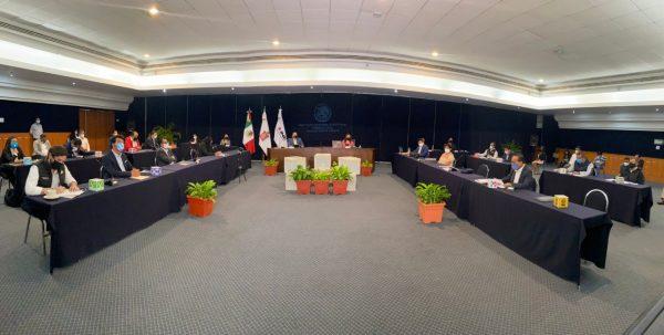 Instalan Consejo Local del INE en Oaxaca