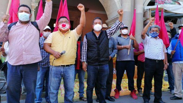 Amagan habitantes de San Antonio de la Cal con bloquear carretera 175 el 30 de noviembre