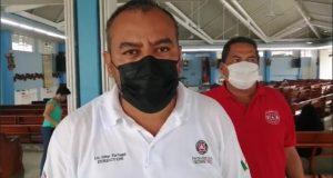Con medidas de sanidad, realizan confirmaciones en Loma Bonita