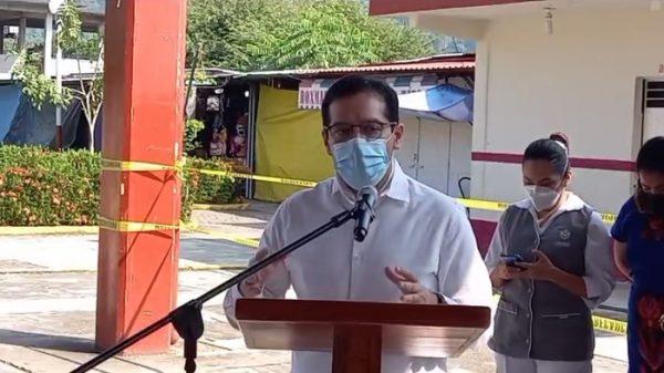 En Valle Nacional, reconoció Director Nacional del ISSSTE que servicio a derechohabientes; ha sido rebasado
