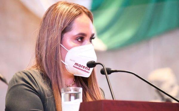 Informa diputada, Rocío Machuca Rojas acciones para combatir la violencia de género en Oaxaca