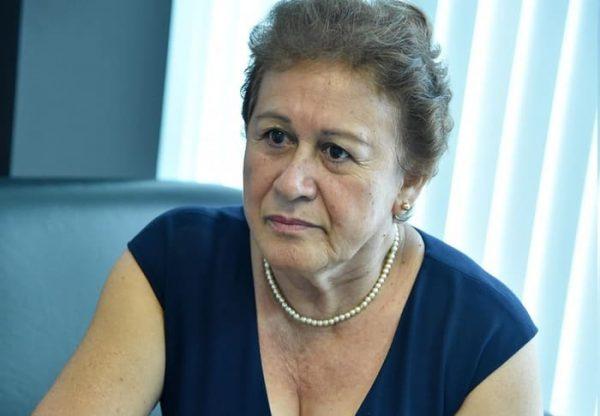 Tras haber sido bajada de la JUCOPO, Diputada Delfina Guzmán no asistió a sesiones