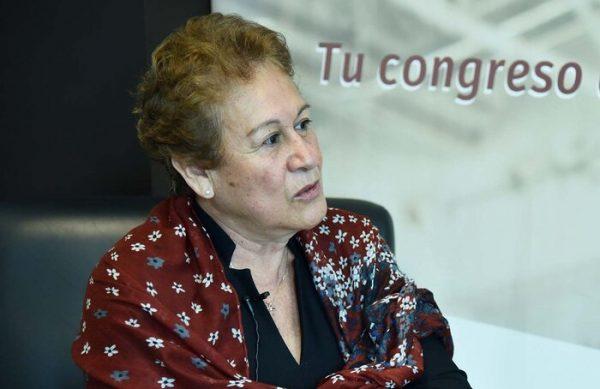 Consensos, clave para cumplir con la Agenda de la 64 Legislatura de Oaxaca: Diputada Delfina Guzmán