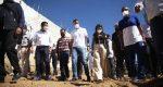 Construye el Gobierno de Oaxaca infraestructura social en beneficio de las familias de Santa Cruz Xoxocotlán