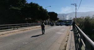 Habitantes de colonia Gómez Sandoval denuncian nula atención de edil de Santa Lucía