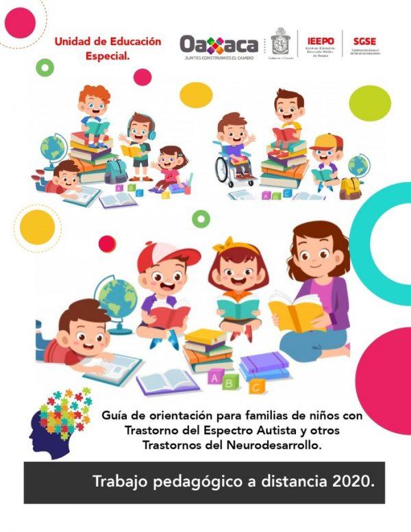 Fortalece IEEPO la Educación Especial con cuadernillo de apoyo y guía de orientación