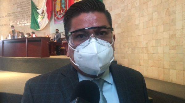 Informe de Murat fue puro show afirma Diputado César Morales