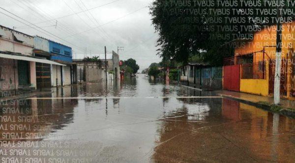 Llama PC de Loma bonita a no tirar basura, para evitar inundaciones