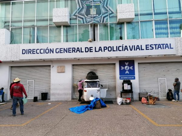 Mototaxis del Frente Popular 14 de junio denuncian hostigamiento de Policía Vial Estatal