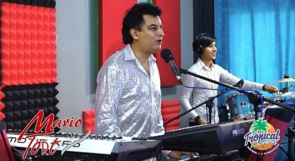 """El Tecladista del Pueblo Mario Tort, lanza cuarto material discográfico """"La Noche"""""""