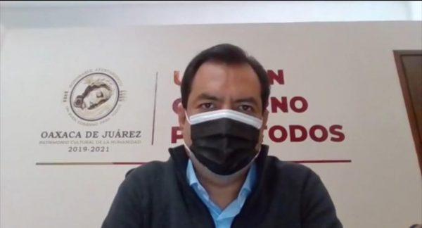 Filtran audio donde Presidente de Oaxaca amenaza a trabajadores