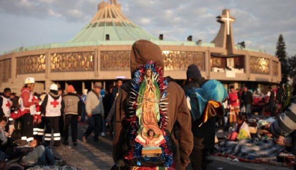 11 y 12 de diciembre; impedirán el paso de peregrinaciones a la CDMX