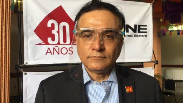 Proceso electoral será diferente y complicado por la pandemia: Benjamín Robles