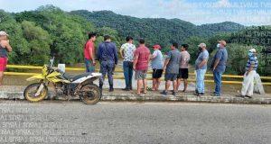 Reportan a Juan Carlos Márquez como desaparecido tras haberse volcado una chalupa en Santa Sofía, Jacatepec