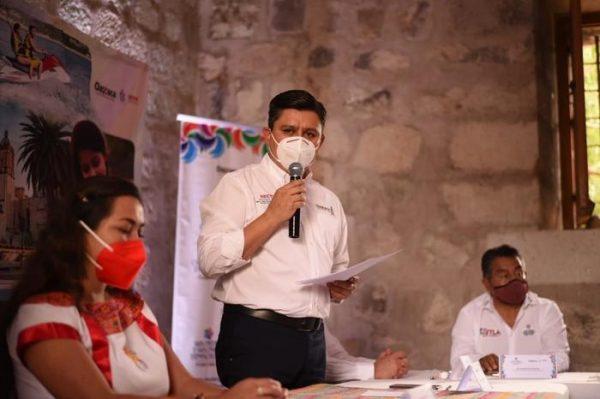Designan a Juan Carlos Rivera Castellanos, Presidente Nacional de secretarios y secretarias de Turismo
