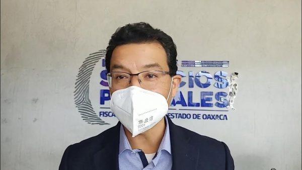 """Tras hechos en Loxicha, llama Fiscal a la """"calma"""""""