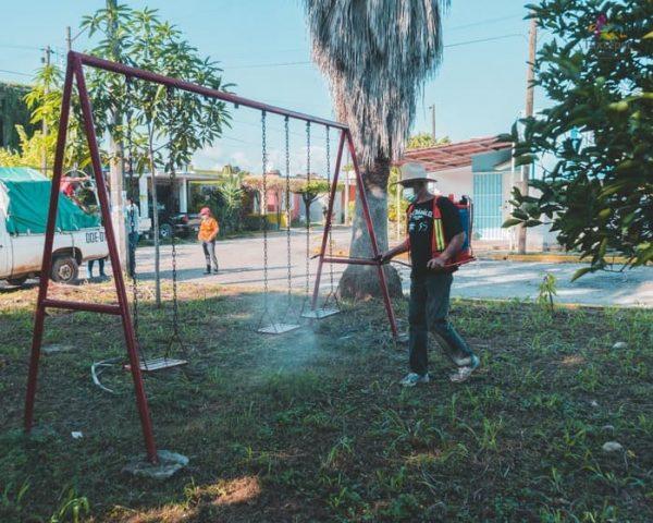 Gobierno de Tuxtepec refuerza acciones contra el Covid-19