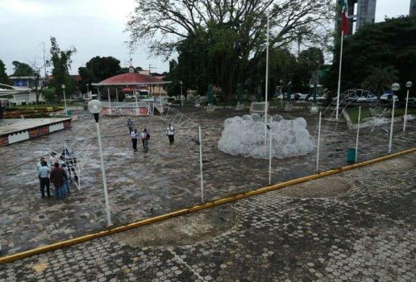 Blanca Navidad estará en varios puntos, para evitar aglomeración en zócalo Tuxtepecano