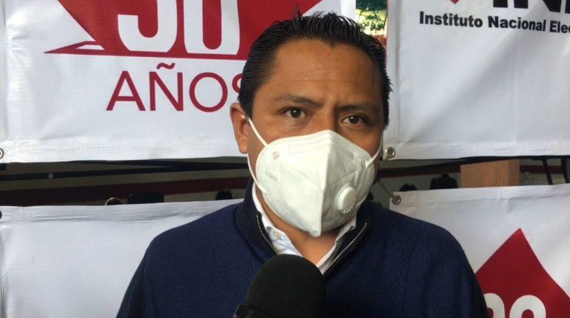 RSP será una plataforma de participación ciudadana: Bersahín López