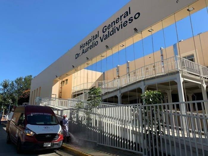 Saturados 18 hospitales en Oaxaca, en 24 horas se internaron a 37 pacientes con Covid