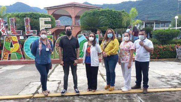 Anuncia ISSSTE campaña de salud ECOS para el Bienestar, en Valle Nacional