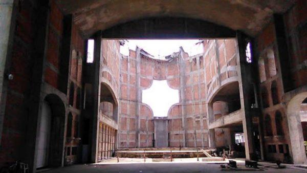 """Retoman trabajos en """"La Barca"""" en Tuxtepec, buscan terminar el techado"""