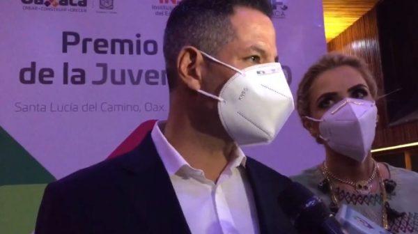 Responde Murat a Soledad Jarquín, he estado atento al caso y es un tema jurídico